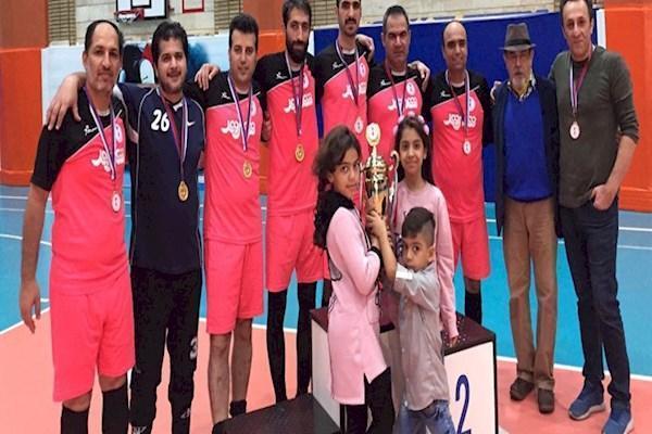 ایران ورزشی قهرمان شد