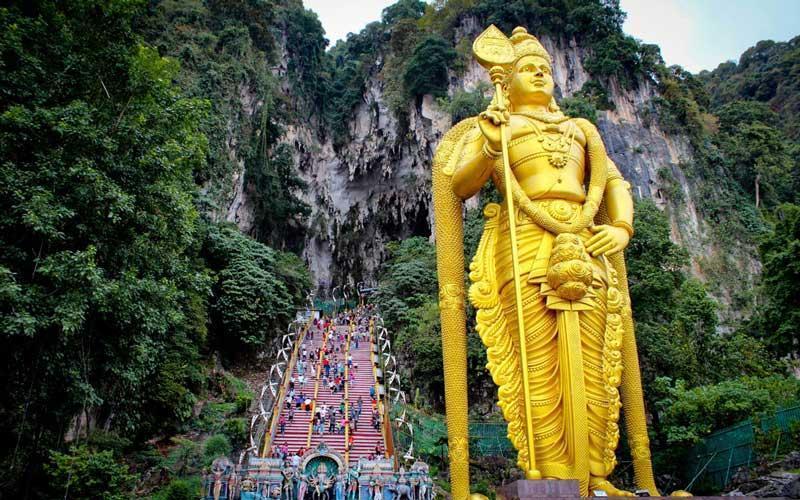 جاذبه های کوالالامپور در تور مالزی