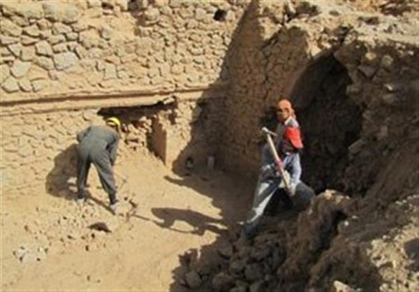کشف آثار دوره سلجوقی تا ایلخانی از مخزن سد عمارت در گرمی
