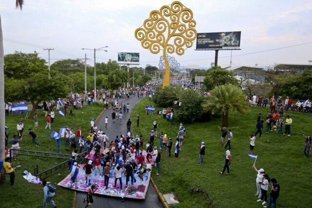 دولت نیکاراگوئه به دنبال گفتگوهای جدید با اپوزیسیون