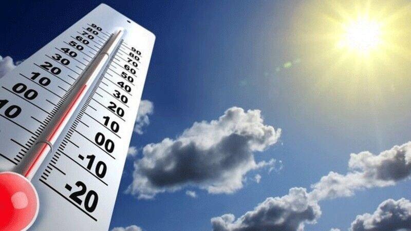 تابستان سال جاری یک درجه گرم تر از نرمال است