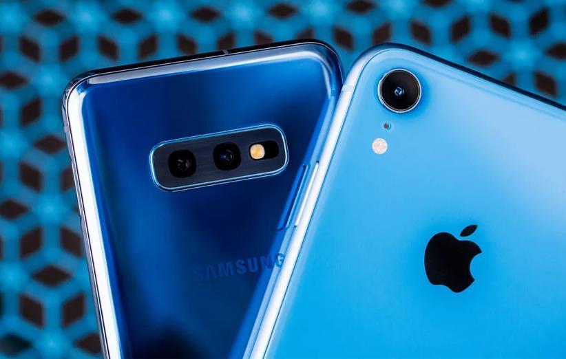 بیشترین کاهش فروش گوشی های هوشمند در سال 2019 در کدام کشورها بوده است؟