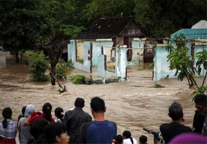 رانش زمین در اندونزی 24 کشته و 26 مفقود در پی داشت