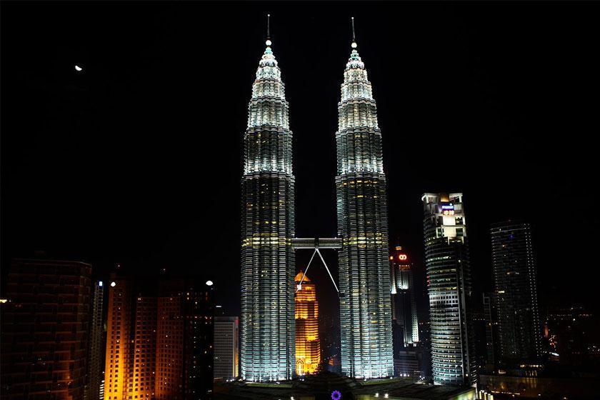حقایق جالب درباره برج های دوقلوی پتروناس کوالالامپور