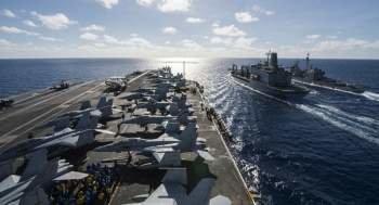 چین رزمایش ناو هواپیمابر خود در دریای چین جنوبی را تایید کرد