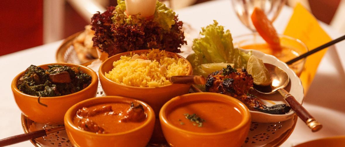 رژیم غذایی مردم هند