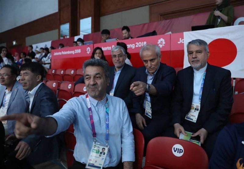 گزارش خبرنگار اعزامی خبرنگاران از اندونزی، صالحی امیری: شایسته نیست همواره چین، ژاپن و کره میزبان بازی های آسیایی باشند