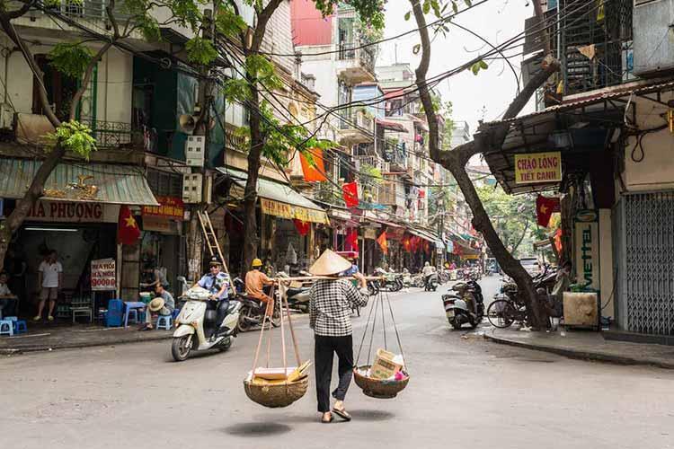 هانوی، پایتخت زیبای ویتنامهانوی، پایتخت زیبای ویتنام
