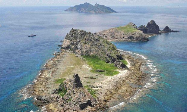 چین در دریای چین جنوبی تجهیزات پارازیت انداز آزمایش نموده است