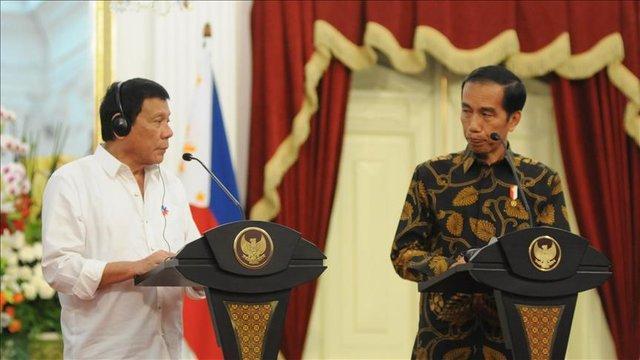 دوترته: فیلیپین سیاست خارجی مستقل در پیش می گیرد
