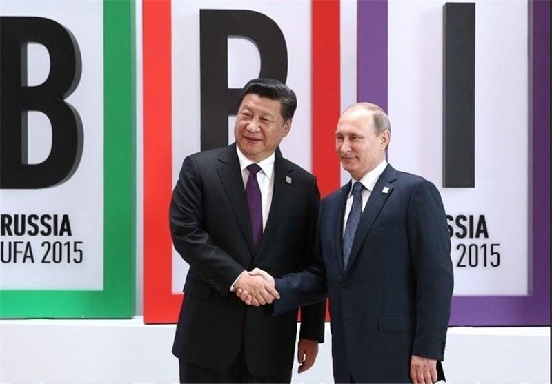 پوتین: چین لکوموتیو اقتصاد جهانی است
