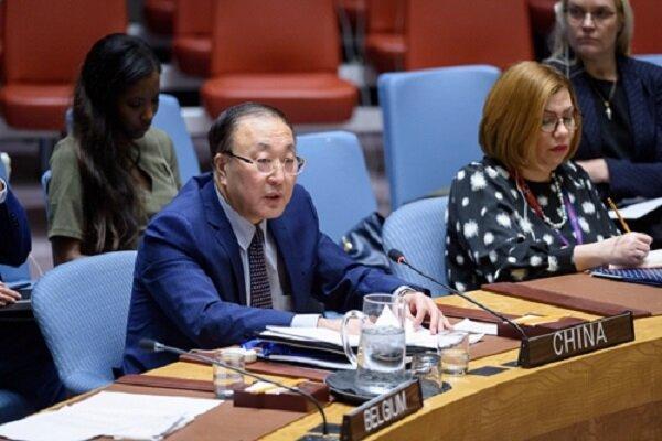 انتقاد چین از غرب بدلیل سیاسی کردن یاری های بشردوستانه به سوریه