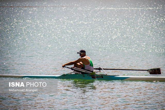 سرانجام کار جوانان قایقرانی در آسیا با 2 مدال طلا، 2 نقره و 1 برنز