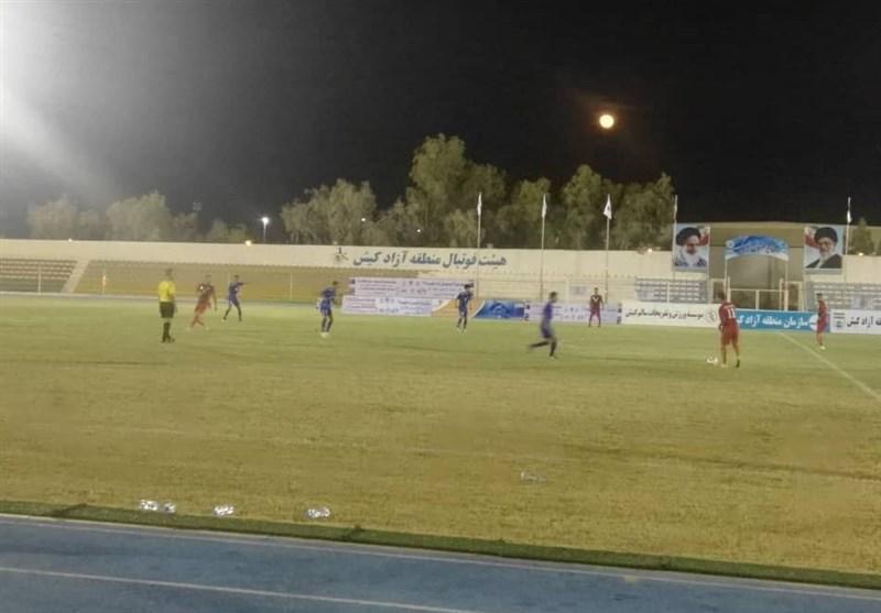 فوتبال هفت نفره قهرمانی آسیا - اقیانوسیه، ایران گام نخست را محکم برداشت
