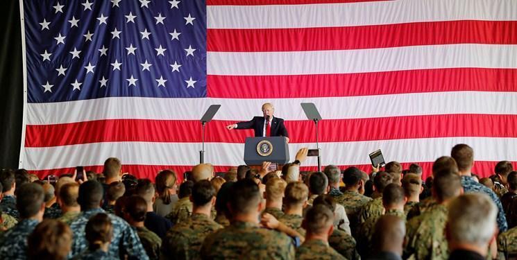 پکن: تقویت بنیه نظامی آمریکا تهدید علیه دنیا است