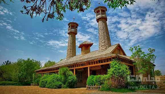 نیشابور و اولین مسجد چوبی دنیا