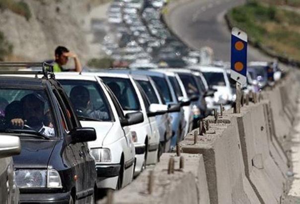 ترافیک نیمه سنگین در ورودی های تهران، افزایش 10.8 درصدی تردد