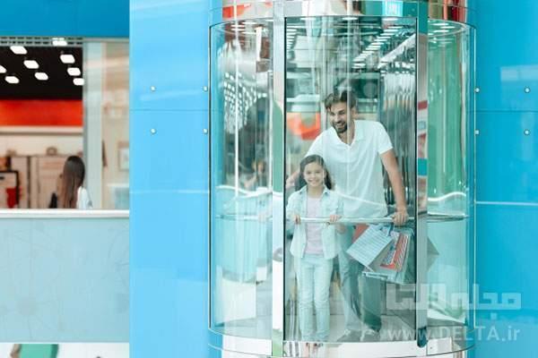 هزینه تعمیر آسانسور شامل طبقه همکف می شود؟