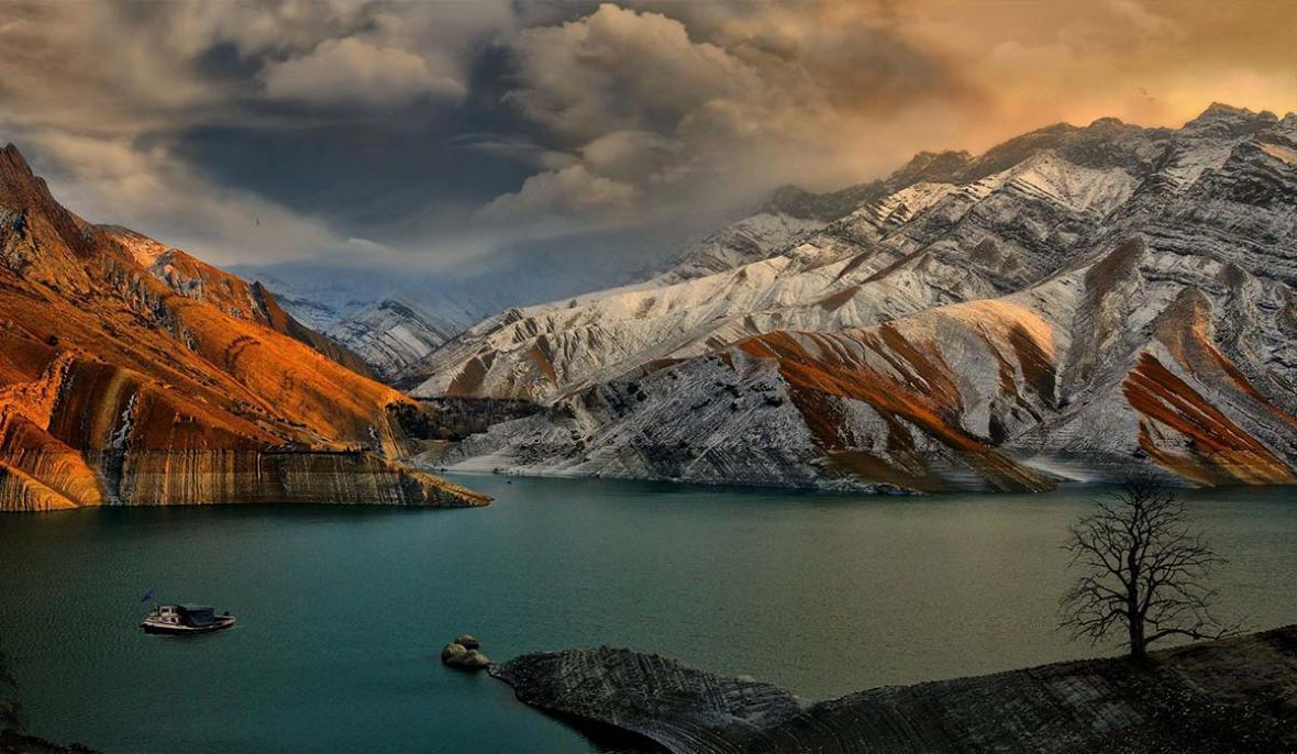 دریاچه های خارق العاده سرزمین ایران