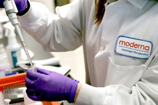 مرحله سوم آزمایش بالینی واکسن کرونای مدرنا این هفته شروع می گردد