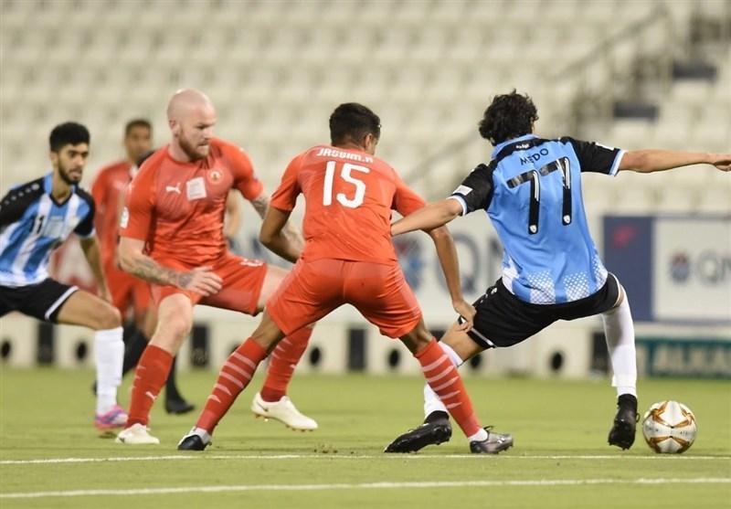 لیگ ستارگان قطر، تساوی تیم پورعلی گنجی در گام پایانی
