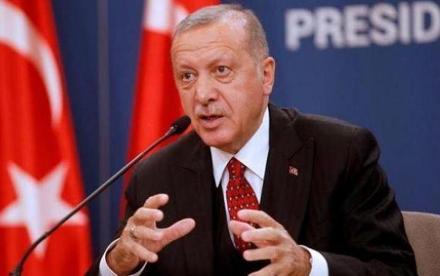اردوغان: یونان فریب حمایت های فرانسه را نخورد!