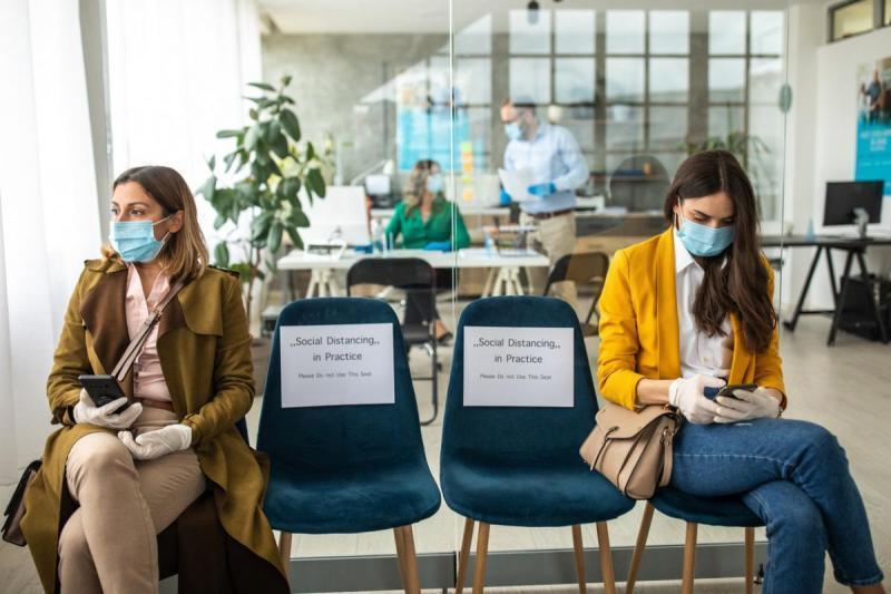 مهار کرونا در دانشگاه با فناوری پوشیدنی