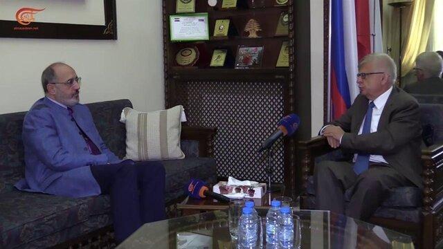 سفیر سابق روسیه:سید حسن نصرالله مواضع سنجیده ای دارد