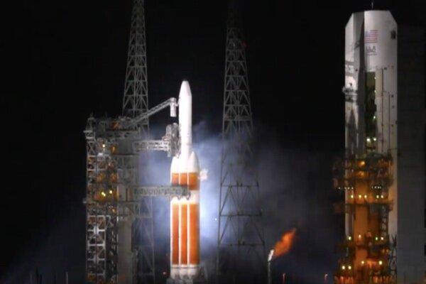 پرتاب ماهواره جاسوسی آمریکا 3 ثانیه قبل از زمان موعود لغو شد