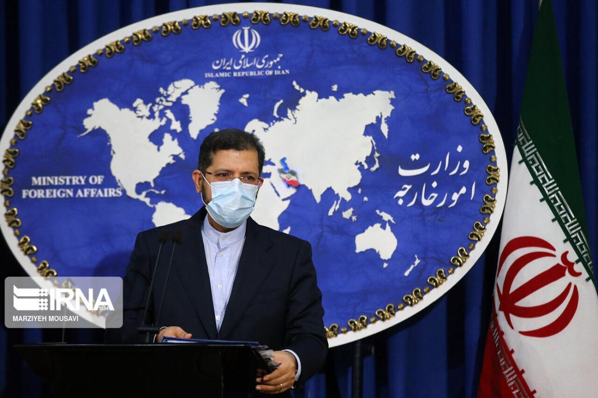 خبرنگاران واکنش ایران به نقض آتش بس میان جمهوری آذربایجان و ارمنستان