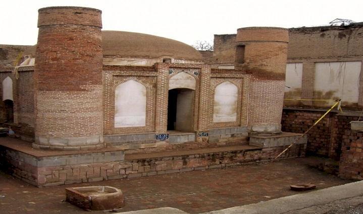 اتمام بازسازی مقبره مجموعه تاریخی چهارمنار تبریز