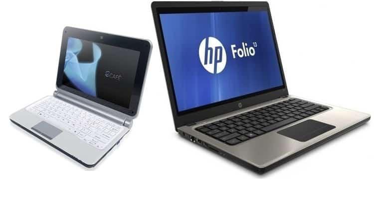 تفاوت لپ تاپ با نوت بوک در چیست؟