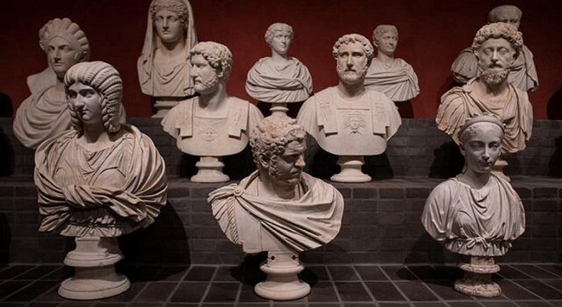 مجسمه های تاریخی پس از چندین دهه نمایش داده می شود