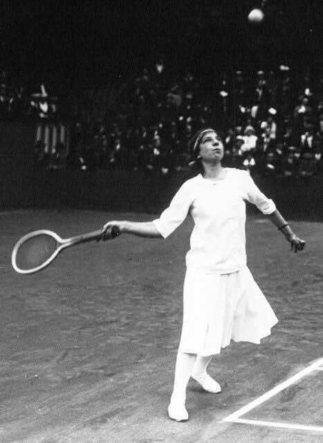 دختری که برای درمان بیماری آسم تنیس باز شد!