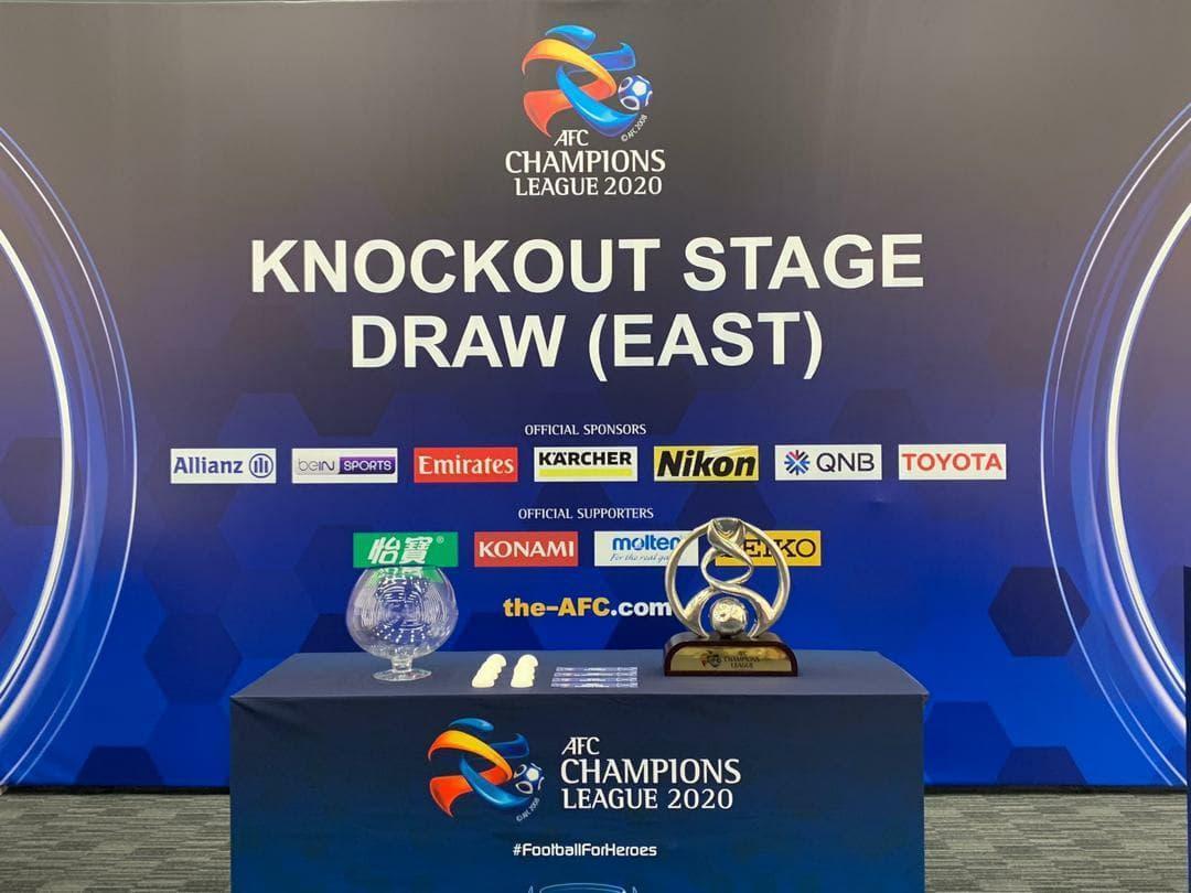 قرعه کشی مرحله یک چهارم نهایی لیگ قهرمانان آسیا - منطقه شرق؛ ویسل کوبه - سوون سامسونگ، اولسان - بیجینگ
