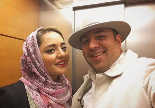 علی اوجی و همسر جان!