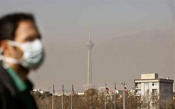 بررسی سناریوهای تشخیص منبع انتشار بو نامطبوع در تهران