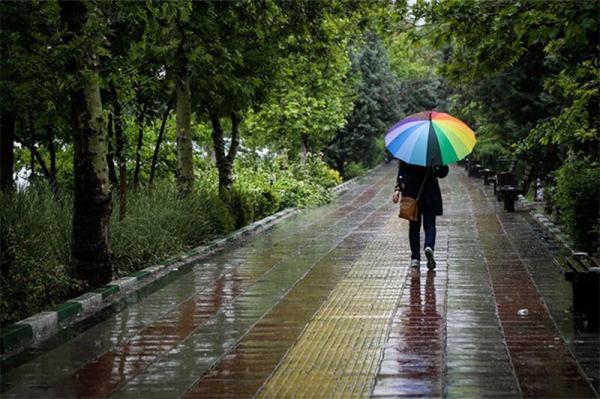 خبرنگاران لواسان با 41 میلی متر بارندگی رکورد زد