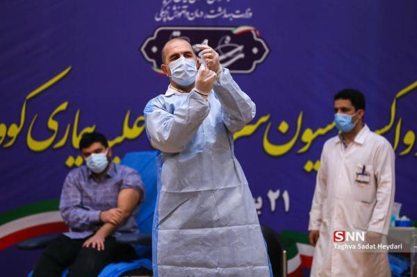 60 میلیون ایرانی تا یکسال آینده واکسن کرونا می زنند