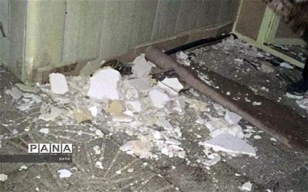 زلزله 5.6 ریشتری شهر سی سخت را لرزاند