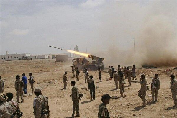 پیشروی نیروهای یمنی در استان مارب