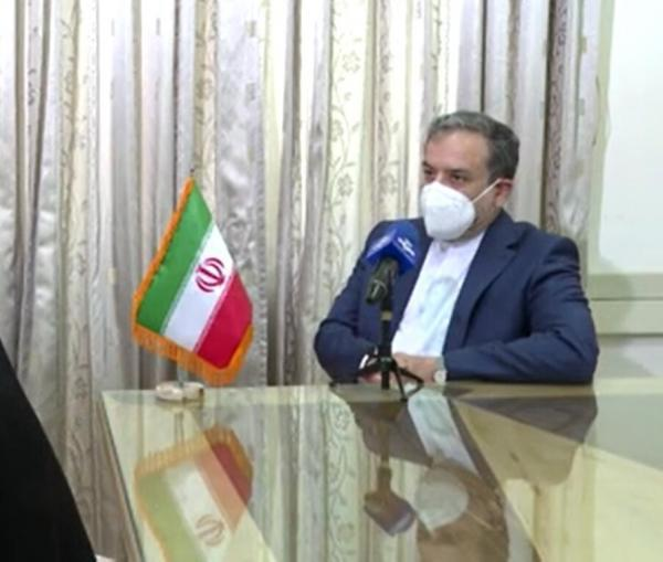 عراقچی: جز لغو همه تحریم ها و راستی آزمایی راه دیگری وجود ندارد