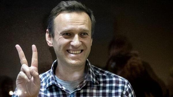 الکسی ناوالنی پس از 24 روز به اعتصاب غذای خود خاتمه داد