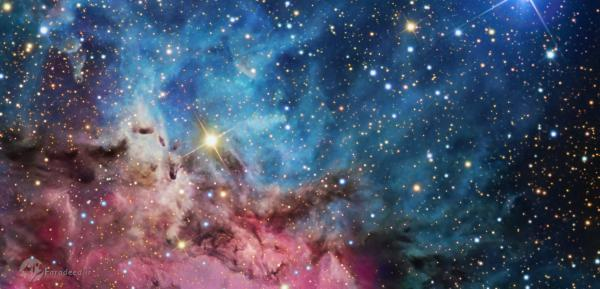 سالانه 5200 تن گرد و غبار فضایی به زمین می رسد
