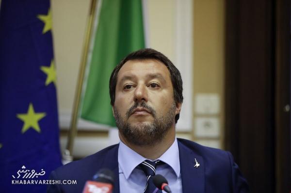 واکنش وزیر ایتالیایی جنجالی تر از آذری جهرمی، پیرلو به وزیر کشور ایتالیا حمله نکرد