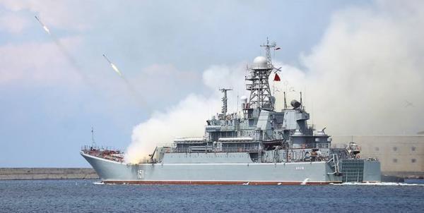 روسیه: تحرکات رزمناوهای ناتو را در دریای سیاه با دقت زیر نظرداریم