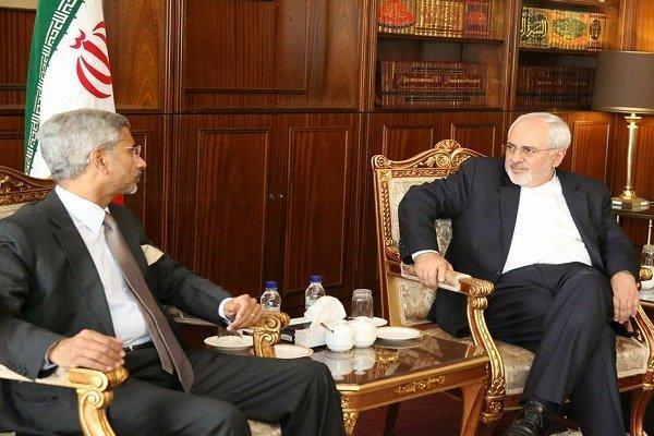 وزیر خارجه هند به تهران می آید