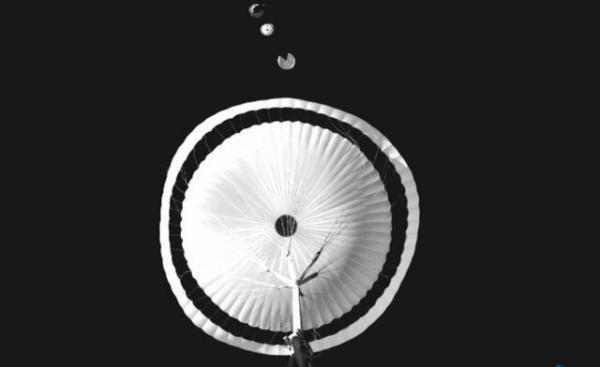 چتر نجات مریخ نورد اگزومارس به مشکل خورد