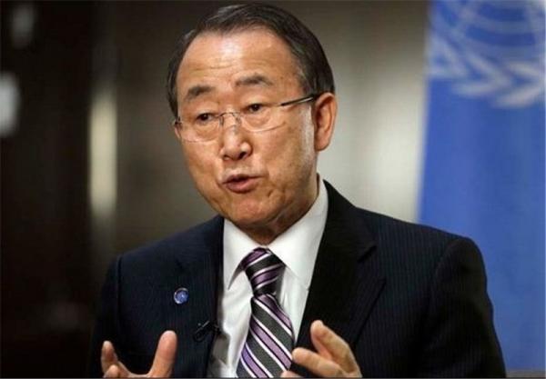 ادامه ریاست بان کی مون در کمیته اخلاق IOC