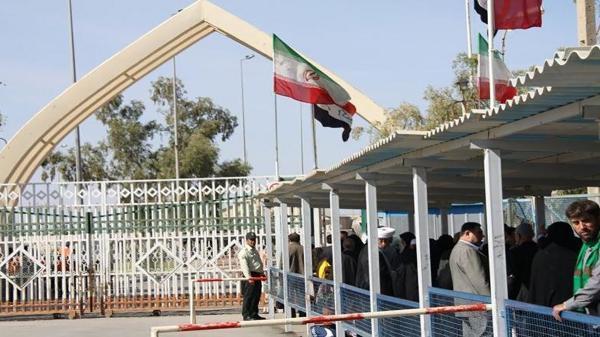 مرز های استان کرمانشاه بسته شد